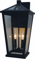 Arroyo Craftsman DEB-10 Devonshire Outdoor 10  Sconce Lighting