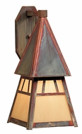 Arroyo Craftsman DS-6 Dartmouth Craftsman Indoor/Outdoor Wall Sconce - 7.5 inches wide