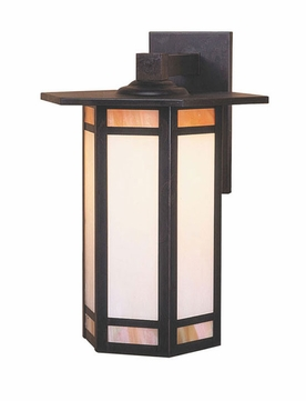Arroyo Craftsman ETB-9 Etoile Craftsman Outdoor Wall Sconce - 8.5 inches wide