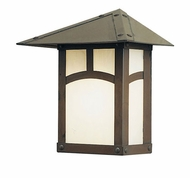 Arroyo Craftsman EW-7 Evergreen Craftsman Outdoor Wall Sconce - 7.75 inches tall