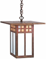 Arroyo Craftsman GH-18 Glasgow Craftsman Outdoor Hanging Pendant - 57.5 inches tall