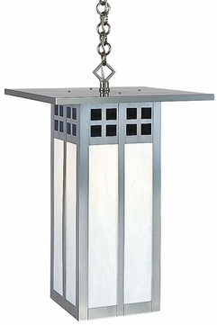 Arroyo Craftsman GH-18L Glasgow Craftsman Outdoor Hanging Pendant - 63.5 inches tall