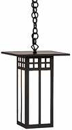 Arroyo Craftsman GH-9L Glasgow Craftsman Outdoor Hanging Pendant - 50 inches tall