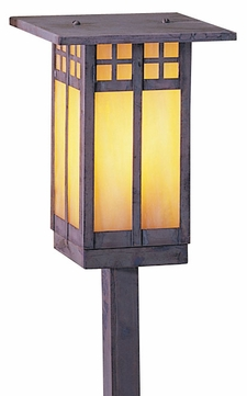 Arroyo Craftsman GSP-6L Glasgow Craftsman Landscape Light - 11 inches tall