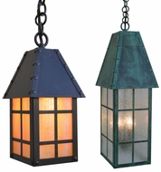 Arroyo Craftsman HAH Hampton Outdoor Lighting Pendant