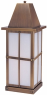 Arroyo Craftsman HC-8L Hartford Craftsman Outdoor Pier Mount - 20.5 inches tall