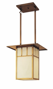 Arroyo Craftsman HCM-14 Huntington Craftsman Pendant Light - 14 inches wide