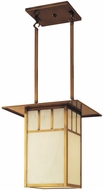 Arroyo Craftsman HCM-18 Huntington Craftsman Pendant Light - 18 inches wide