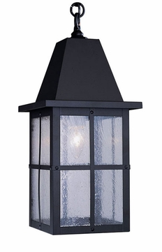 Arroyo Craftsman HH-6 Hartford Craftsman Outdoor Hanging Pendant - 50.5 inches tall