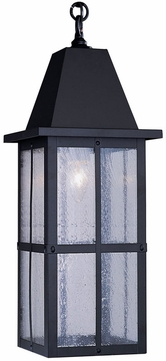 Arroyo Craftsman HH-8L Hartford Craftsman Outdoor Hanging Pendant - 56.5 inches tall