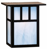 Arroyo Craftsman HS-10 Huntington Craftsman Outdoor Wall Sconce - 9.125 inches wide