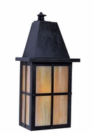 Arroyo Craftsman HW-6 Hartford Craftsman Outdoor Wall Sconce - 14 inches tall