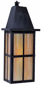 Arroyo Craftsman HW-8L Hartford Craftsman Outdoor Wall Sconce - 19.5 inches tall