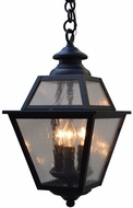 Arroyo Craftsman INH-8 Inverness Exterior 8  Hanging Pendant Lighting