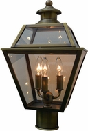 Arroyo Craftsman INP-10GR Inverness Outdoor 10  Post Lighting Fixture