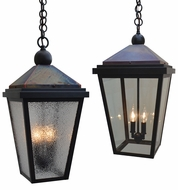 Arroyo Craftsman LAH Lancaster Outdoor Pendant Lamp