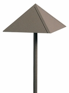 Arroyo Craftsman LV12-8RE Evergreen Craftsman Low Voltage Landscape Light - 16 inches tall