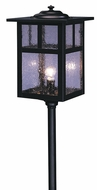Arroyo Craftsman LV12-M6 Mission Craftsman Low Voltage Landscape Light - 20.5 inches tall