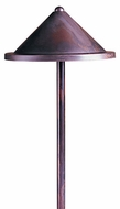 Arroyo Craftsman LV18-B8R Berkeley Outdoor Low Voltage Landscape Light - 21.5 inches tall