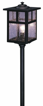 Arroyo Craftsman LV24-M5 Mission Craftsman Low Voltage Landscape Light - 30.375 inches tall