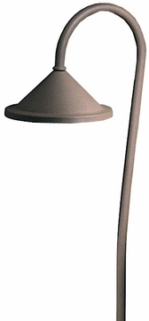 Arroyo Craftsman LV27-B8R Berkeley Low Voltage Landscape Light - 27 inches tall