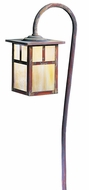 Arroyo Craftsman LV27-M6 Mission Craftsman Low Voltage Landscape Light - 27 inches tall
