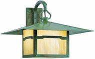 Arroyo Craftsman MB-20 Monterey Craftsman Outdoor Wall Sconce - 20 inches wide