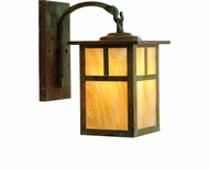Arroyo Craftsman MB-5 Mission Craftsman Outdoor Wall Sconce - 8.625 inches tall
