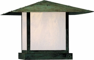Arroyo Craftsman MC-20 Monterey Craftsman Outdoor Pier Mount - 20 inches wide