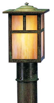 Arroyo Craftsman MP-6 Mission Craftsman Outdoor Light Post - 6 inches wide