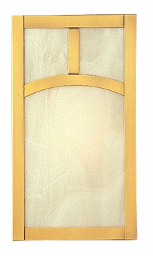Arroyo Craftsman MS-12 Mission Craftsman Wall Sconce - 12 inches tall