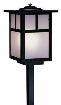 Arroyo Craftsman MSP-7 Mission Craftsman Landscape Light - 21.5 inches tall