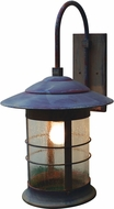 Arroyo Craftsman NB-14 Newport Nautical Outdoor Wall Sconce - 24.5 inches tall