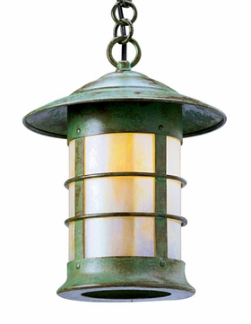 Arroyo Craftsman NH-14 Newport Nautical Outdoor Hanging Pendant Light - 61.375 inches tall