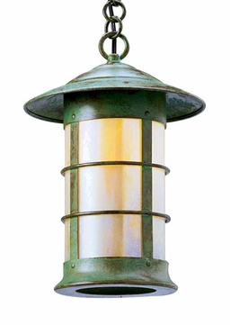 Arroyo Craftsman NH-14L Newport Nautical Outdoor Hanging Pendant Light - 63.375 inches tall