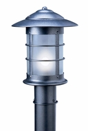 Arroyo Craftsman NP-9 Newport Nautical Outdoor Light Post - 13.625 inches tall