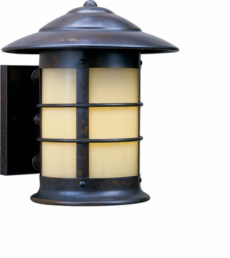Arroyo Craftsman NS-9 Newport Nautical Outdoor Wall Sconce - 10.625 inches tall