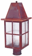 Arroyo Craftsman Outdoor Post Lighting
