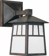 Arroyo Craftsman RB-10W Raymond Craftsman Outdoor Wall Sconce - 17.5 inches tall