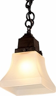 Arroyo Craftsman RH-1 Ruskin Mini Hanging Pendant Lighting