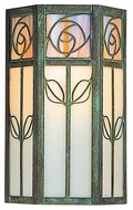 Arroyo Craftsman SCW-12 Saint Clair Craftsman Outdoor Wall Sconce - 12 inches tall
