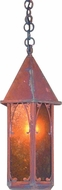 Arroyo Craftsman SGH-7 Saint George Craftsman Outdoor Hanging Pendant Light - 7 inches wide