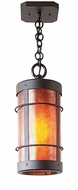 Arroyo Craftsman VH-7NR Valencia Nautical Pendant Light - 47.25 inch long