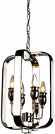 Artcraft AC10214 Gagetown Contemporary Chrome 11  Foyer Lighting Fixture