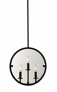 Artcraft AC10303OB Harbor Point Contemporary Oil Rubbed Bronze Pendant Lamp