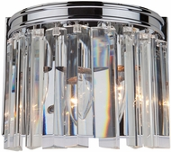 Artcraft AC10402CH El Dorado Chrome Lighting Wall Sconce