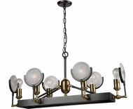 Artcraft AC10602 Baker Street Modern Kitchen Island Light