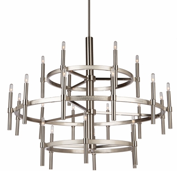 Artcraft AC10664 Encore Contemporary Chandelier Light
