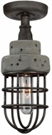 Artcraft AC10670 Loft Vintage Slate and Grey Ceiling Lighting