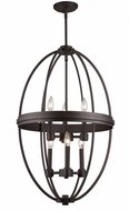 Artcraft AC10696OB Roxbury Contemporary Oil Rubbed Bronze Foyer Light Fixture